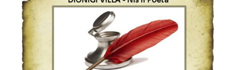 """Concorso di Poesia """"Dionigi Villa: Nis Il Poeta"""" - II Edizione"""