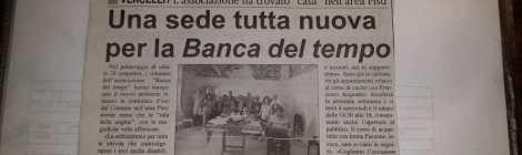 Una sede tutta nuova per la BdT di Vercelli