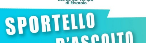 Servizio d'ascolto della BdT di Rivarolo per famiglie della scuola d'infanzia