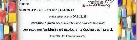 Sportello delle BdT italiane ai tempi del coronavirus - programma del 3 giugno 2020