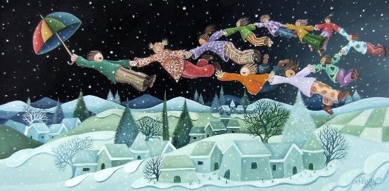 Il mondo di Mary Antony Alessandra Placucci  arte Naif