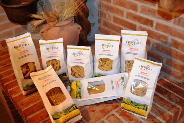 Azienda Agricola La Ghiraia – Pasta Bertoli
