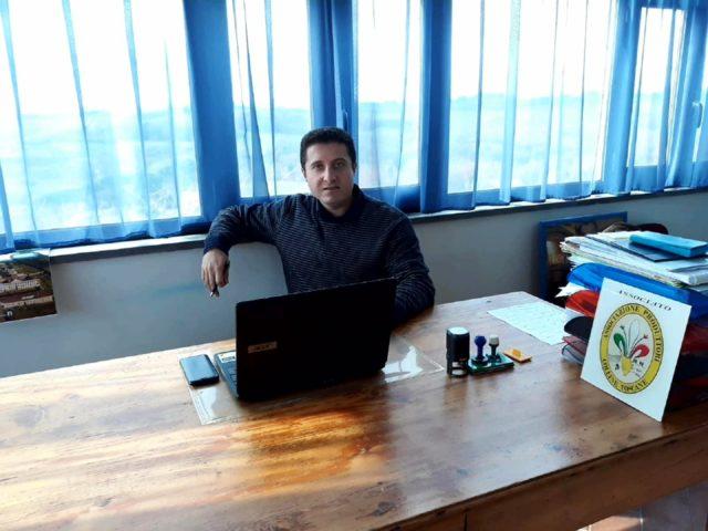 La relazione di fine anno del presidente A.P.C.T. Diego Tomasulo