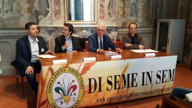 'Di seme in seme', due giorni dedicati alla cultura dell'olio d'oliva. La presentazione al palazzo del Pegaso a Firenze