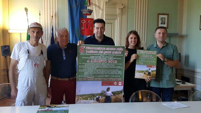 L'Associazione Produttori Colline Toscane alla Festa della Battitura di Montespertoli