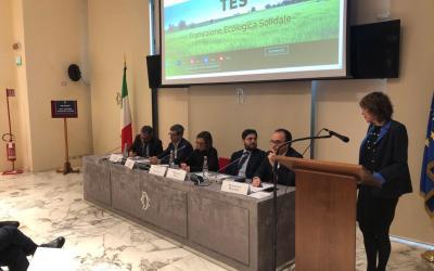 Transizione ecologica ed equità sociale  TES fa il bilancio delle attività e traccia il programma 2020 – 2021