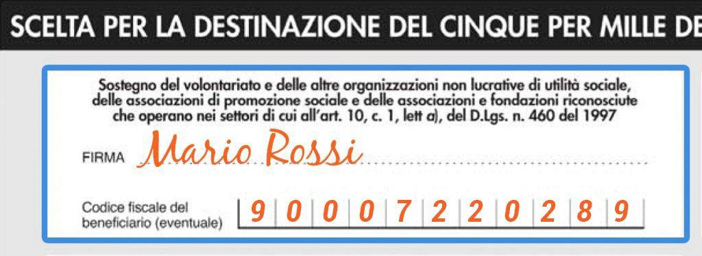 5x1000 all'associazione Welcome Padova