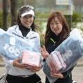 岡山テニス大会 女子ダブルス 中級者クラス ベスト4