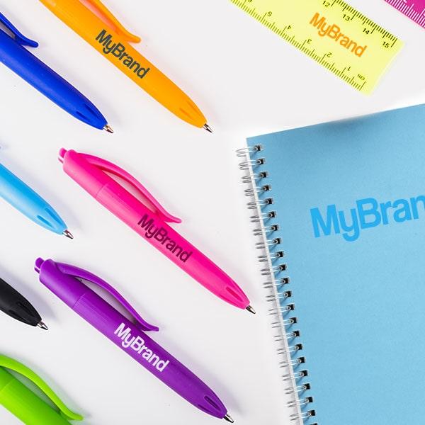 Penne personalizzate gadget personalizzati personalizzabili evidenziatori eventi