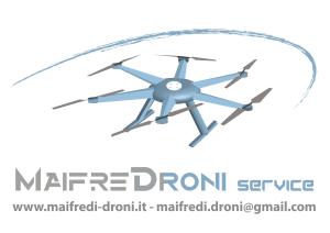 Logo Azendiale Maifredi Droni Service