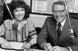Barbara Frum, Alan Maitland 1980 ( (Photo: CBC Still Photo Collection/Fred Phipps)