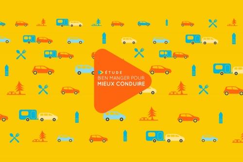 « Bien manger pour mieux conduire » : une étude sur l'influence de l'alimentation sur la vigilance des conducteurs