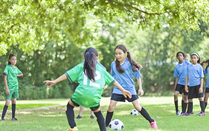 La pratique sportive dans une association sportive et l'assurance