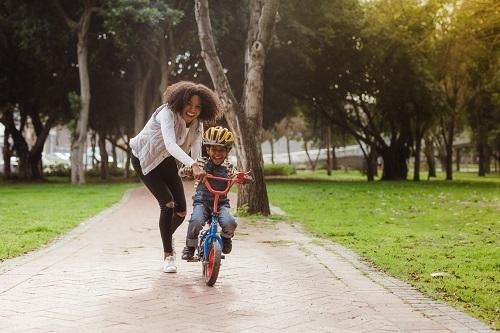 Rentrée des classes et Semaine de la mobilité : focus sur l'enfant à vélo