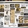 Magnets vintages Assuna Vintage Crafts