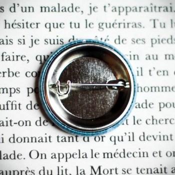 Badge Petit Matin