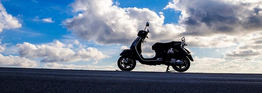 Découvrez la nouvelle formule scooter d'APRIL Moto