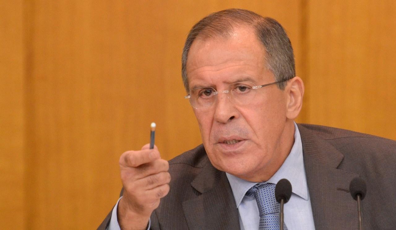 وزير الخارجية الروسي سيرغي لافروف: إستغل غياب اميركا
