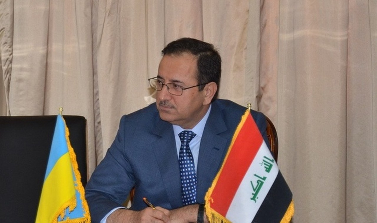 وزير التجارة العراقي خير الله بابكر