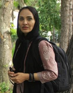 الممثلة الإيرانية رويا نوناهالي: بدأت حياتها على المسرح