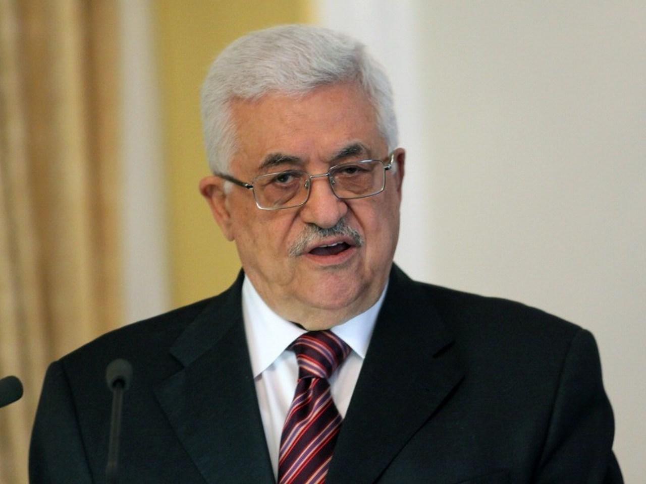 الرئيس محمود عباس: شعبيته علت في قطاع غزة
