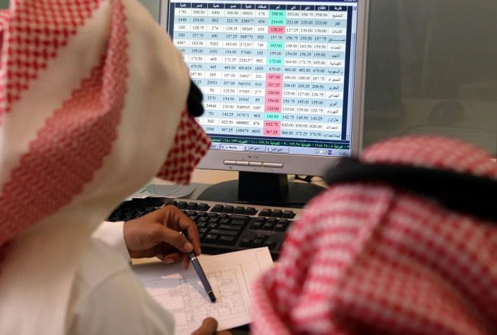 SAUDI-ECONOMY-STOCK MARKET