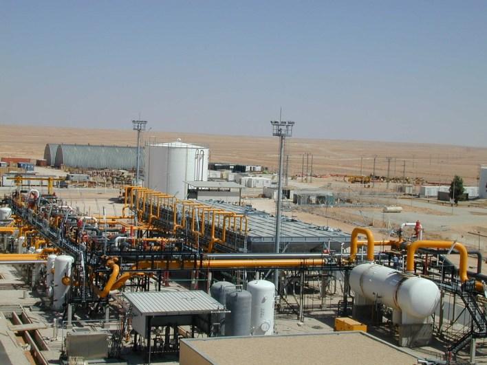 تتمتع مصر بإحتياطات هائلة من الغاز الطبيعي