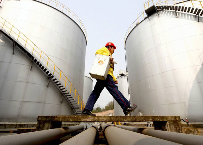 توقّع إرتفاع الواردات الصينية من نفط الخليج