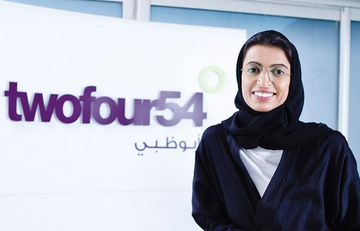 نورة الكعبي:  نائبة في مجلس الوطني الإتحادي