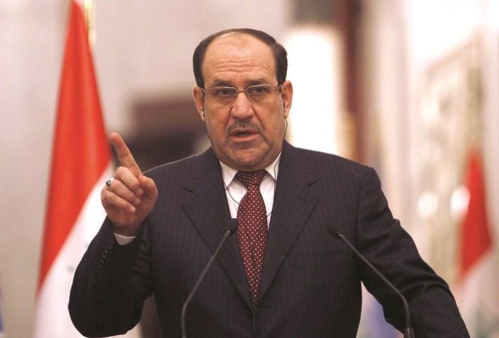 نوري المالكي: الميلشيات الشيعية برزت برعايته
