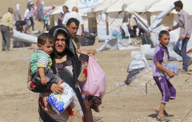 الأردن: النزوح السوري رفع الطلب على المياه 40 في المئة