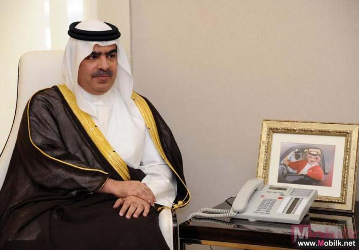وزير الإتصالات الشيخ فواز بن محمد آل خليفة: المشروع نقلة نوعية للمنامة في حقل الإتصالات