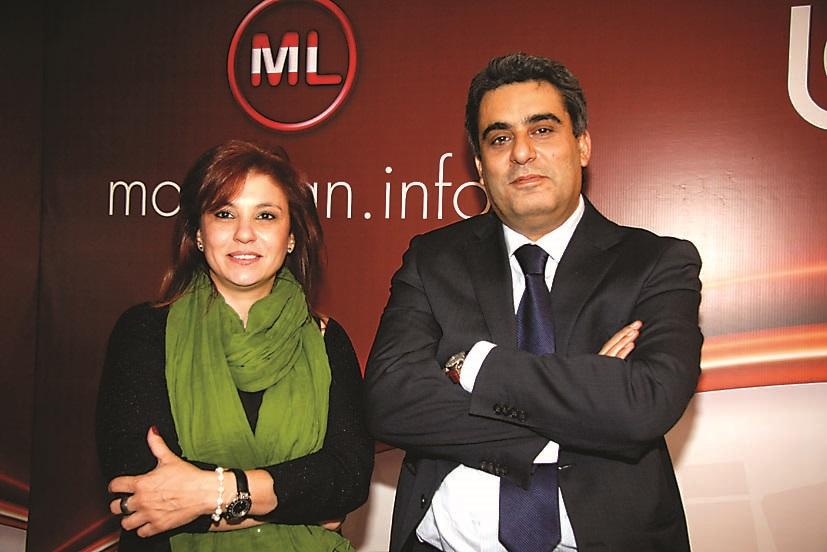 أنطوان سعد وماري نويل شدياق