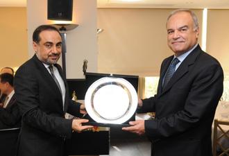 لبناني ممثلاً إقليمياً لمجموعة