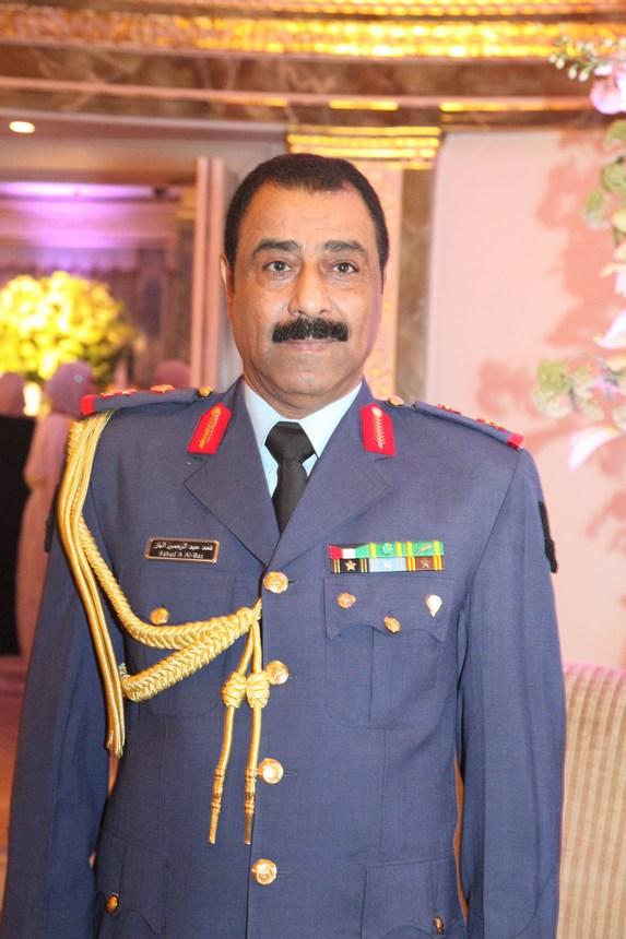 اللواء فهد الباز