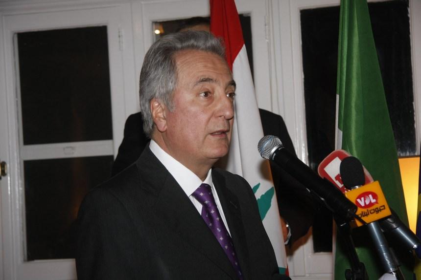 سفير إيطاليا جوزيبي مورابيتو