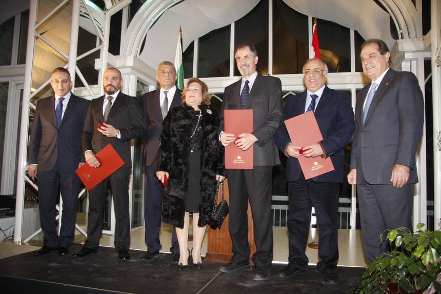 العيد الوطني البلغاري في بيروت