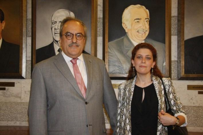 رانيا ولوسيان رفول