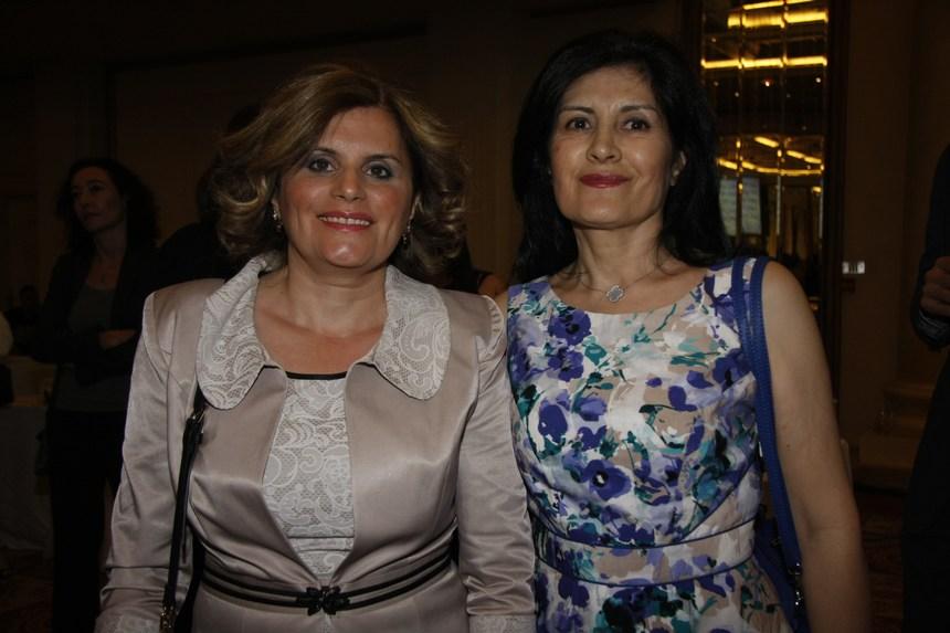 بهاء رملي وماري خوري