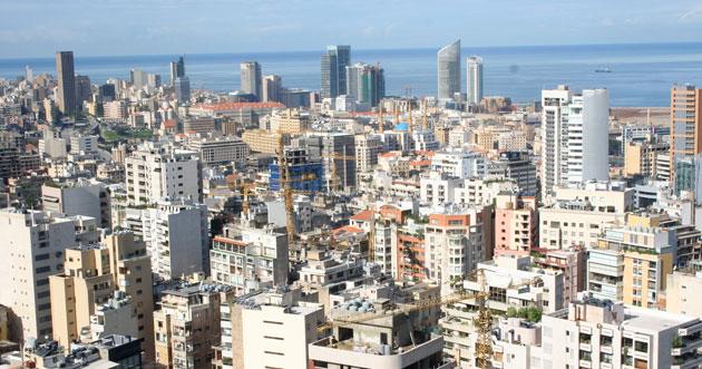 قيمة تدفقات الاستثمارات إلى لبنان 3.1 مليارات دولار