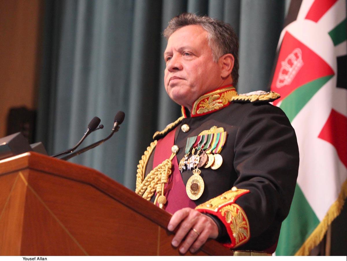 الملك عبد الله الثاني بن الحسين: هل حقاً يريد تمدد مملكته؟