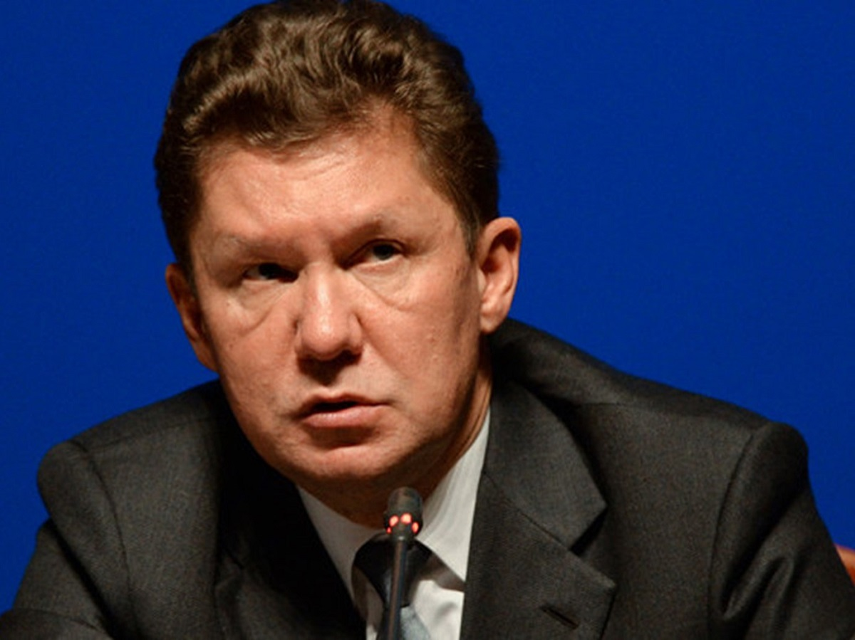 """رئيس """"غازبروم"""" أليكسي ميلر: عودة للحوار مع أوكرانيا"""