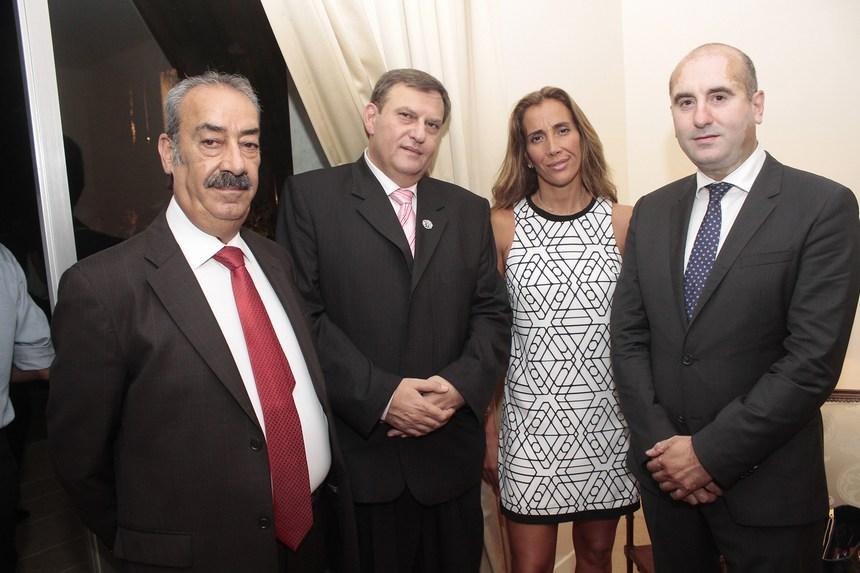 أرماندو مراد، ميرنا محيو، محمد غزال، سهيل حاراتي