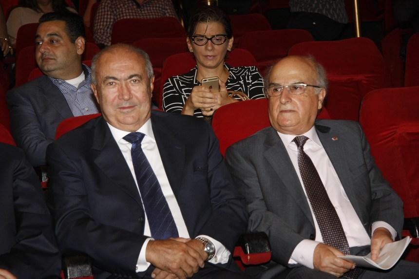 عصام سليمان وفؤاد مخزومي