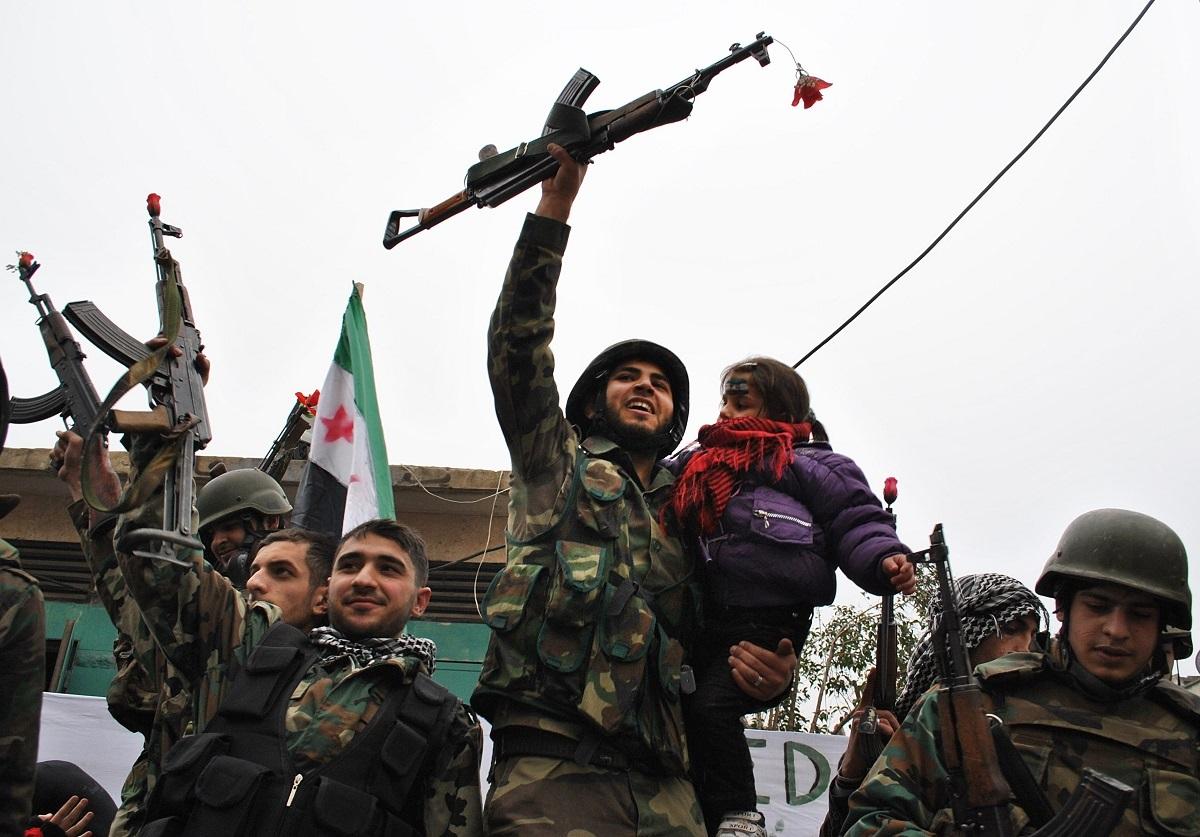 """""""الجيش السوري الحر"""": أغارت عليه الطائرات الروسية"""