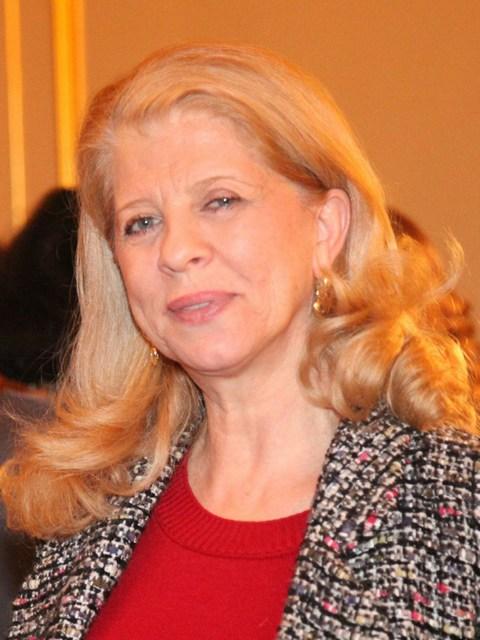 سفيرة لبنان إنعام عسيران