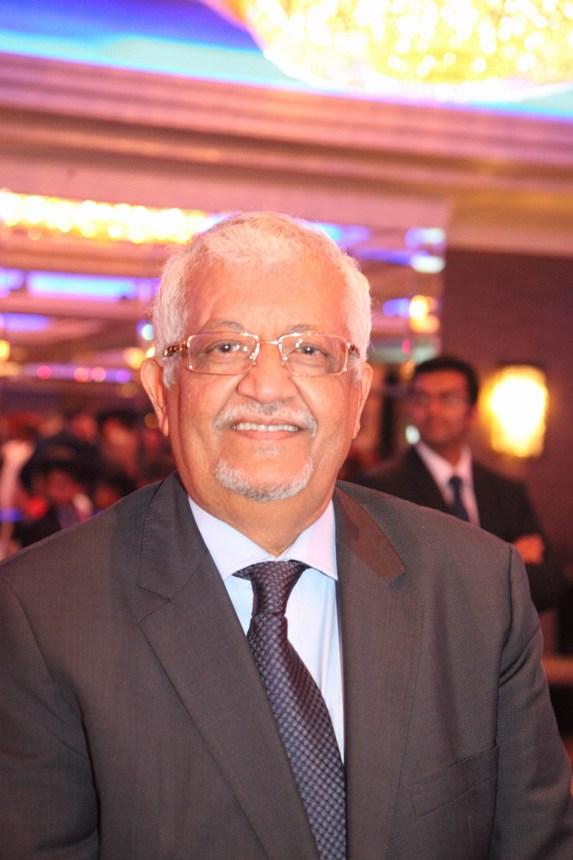 سفير اليمن دكتور ياسين سعيد نعمان أحمد