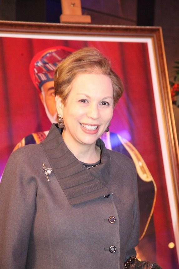 سفيرة المغرب للّا جومالا علوي
