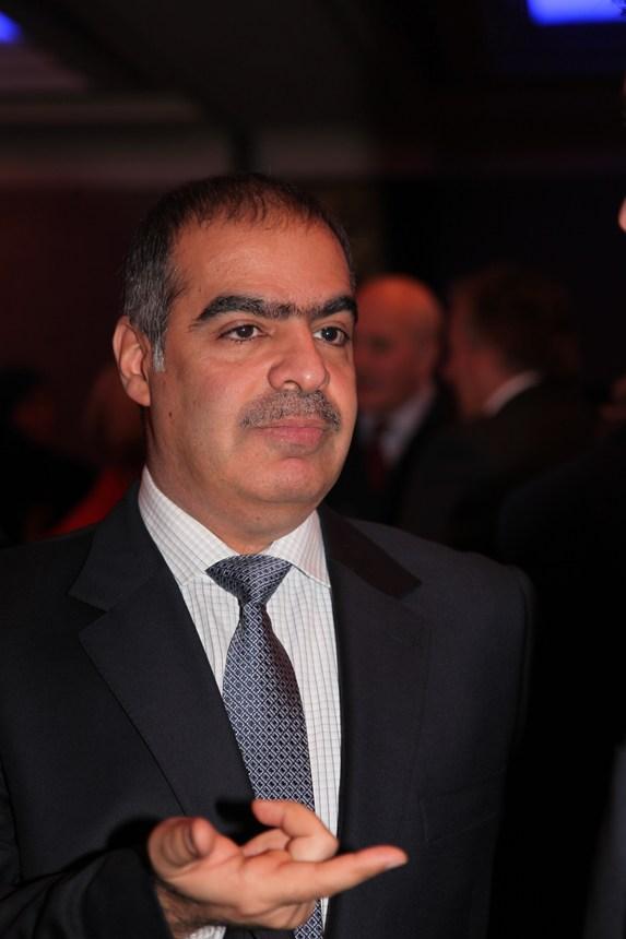 سفير البحرين الشيخ علي الخليفة