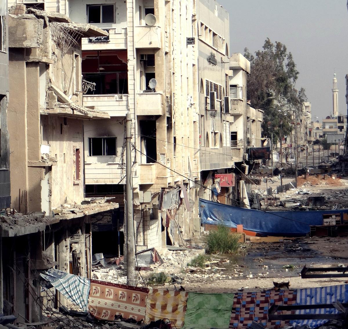 درعا: تعتمد على المساعدات الأميركية